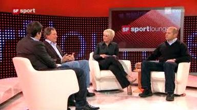 Video «sportlounge vom 11.01.2010 - Mythos Lauberhorn» abspielen