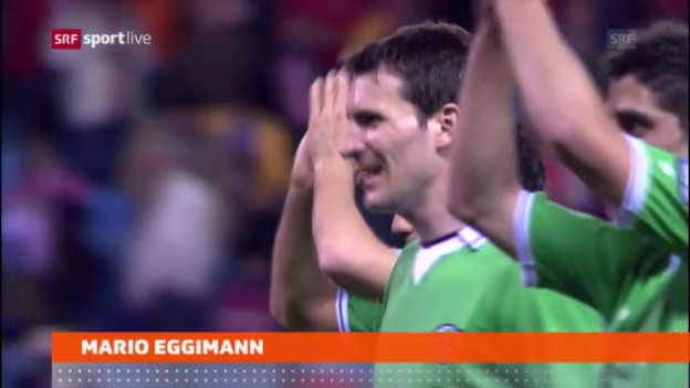 Video «Fussball: Eggimann muss Hannover verlassen» abspielen