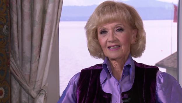 Video «Lilo Pulver: grosses Interview zum 85. Geburtstag» abspielen