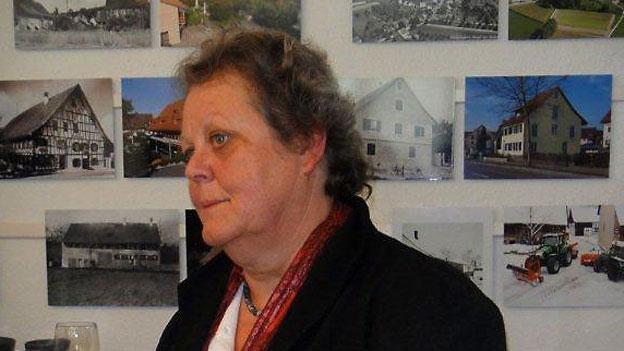 Susi Kern erinnert sich noch an Fredi Vogelsanger