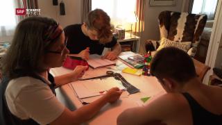 Video «Platzierungsstopp in Pflegefamilien» abspielen