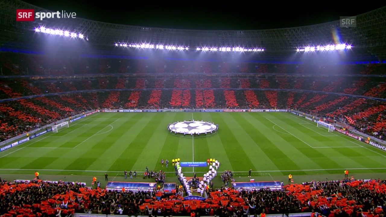 CL: Donezk - Leverkusen («sportlive»)