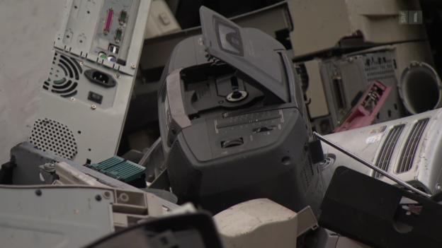 Video «Geplanter Defekt: Soeben gekauft und schon kaputt» abspielen
