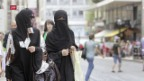 Video «St. Gallen stimmt ab über Verhüllungsverbot» abspielen