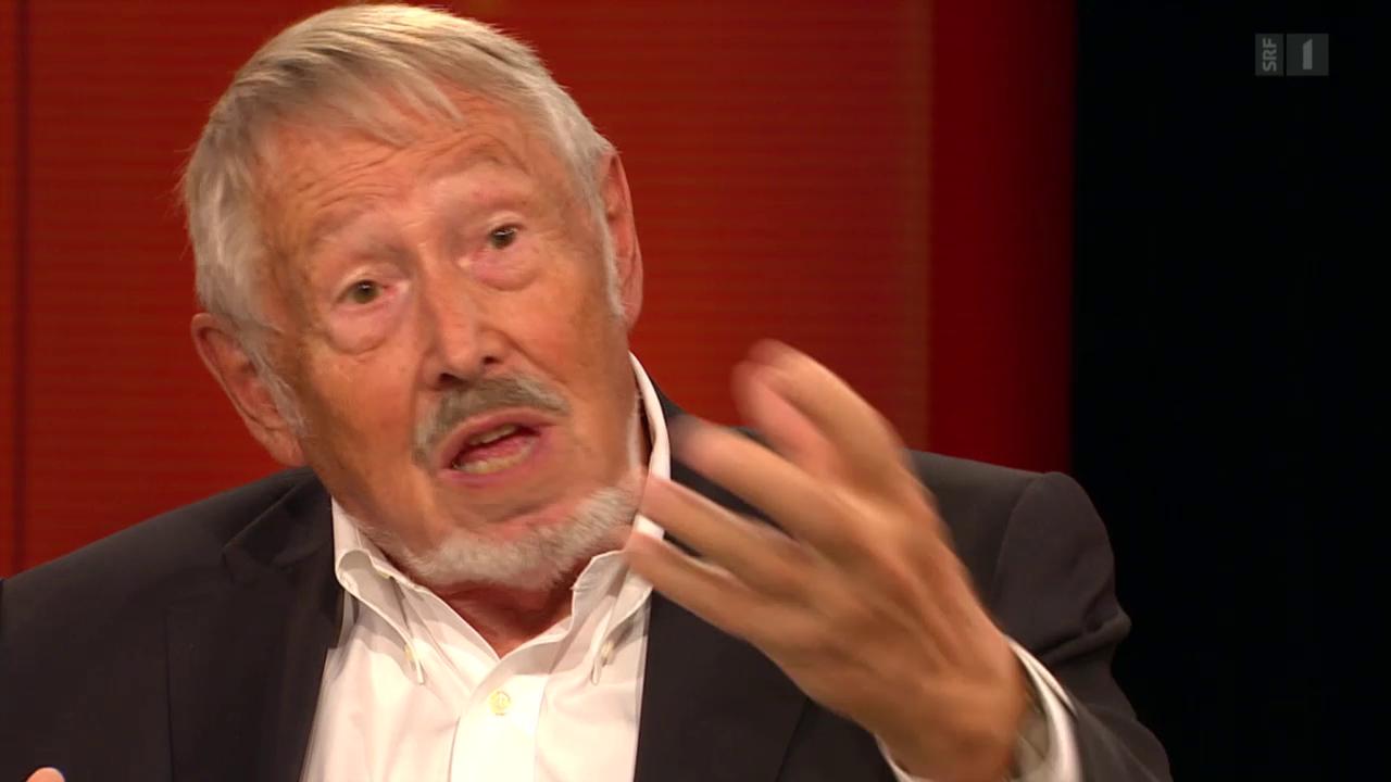 Kurt Spillmann, Konfliktforscher, Sicherheitsexperte