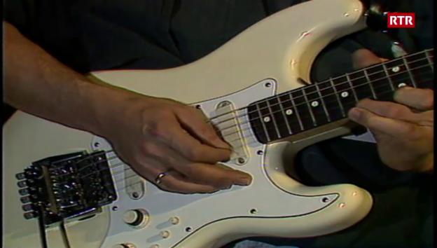 Laschar ir video «Ils pioniers dal rock rumantsch en Surselva: Hades»