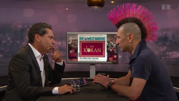 Video «Roger Schawinski im Gespräch mit Andreas Thiel» abspielen