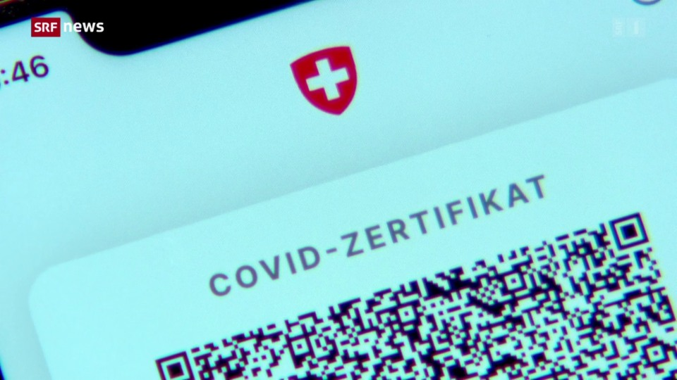 EU wird Schweizer Covid-Zertifikat anerkennen