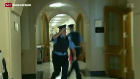 Video «Terroristen  im kanadischen Parlament» abspielen