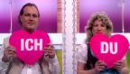 Video ««Ich oder Du» mit Schlagerduo Stixi und Sonja» abspielen