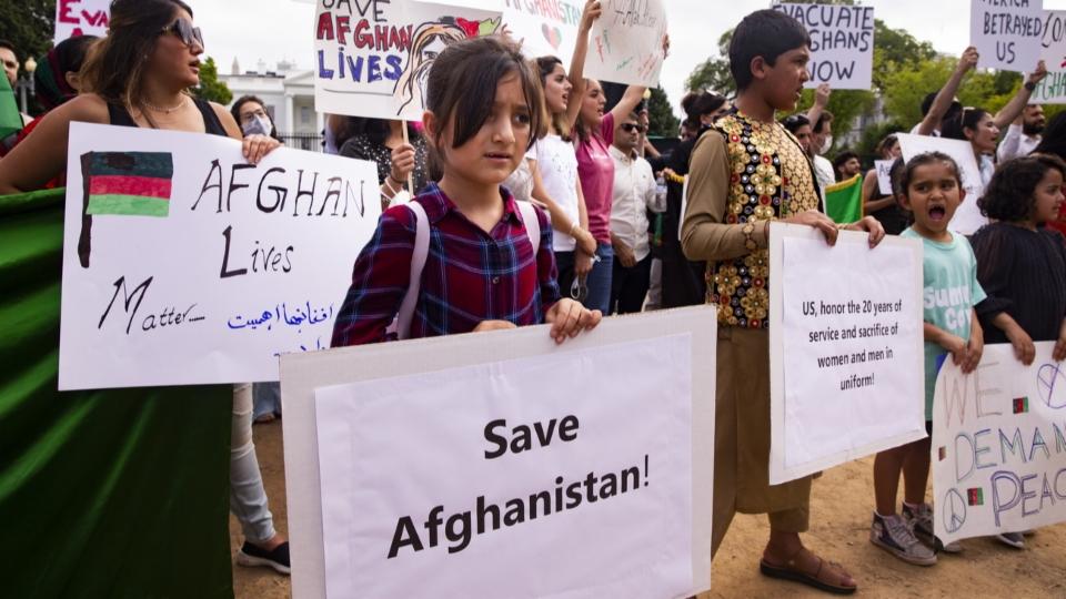 Zwanzig Jahren nach 9/11 sind die Taliban wieder an der Macht in Afghanistan
