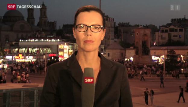 Video «Bossart: «Neues Politsystem schafft neue Konflikte»» abspielen