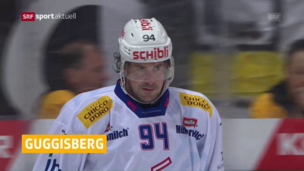 Video «Guggisberg schliesst sich Ambri an» abspielen