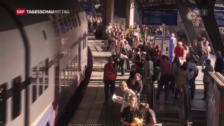 Video «Markanter Verkehrsanstieg bis 2040» abspielen