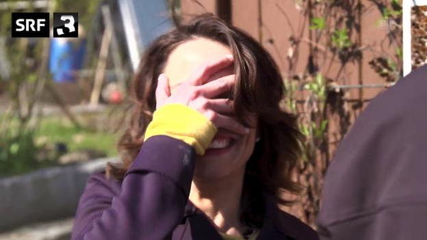 Video «Mona Vetschs Bienenhäuschen-Fails» abspielen