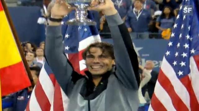 US Open: Triumph für Nadal