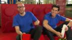 Video «Franco Marvulli und Sänger Ritschi: Lego-Duell gegen Teenager» abspielen