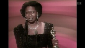 Video «Whoopi Goldberg: Die Oscargewinnerin wird 60» abspielen