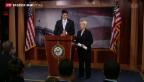 Video «Kompromiss im US-Haushaltsstreit» abspielen