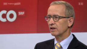 Video «Heikle Missionen: Michael Ambühls Bilanz» abspielen