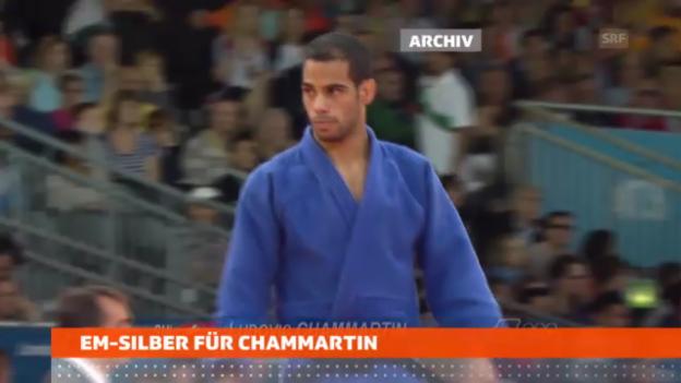 Video «Judo: Chammartin holt EM-Silber («sportnews»)» abspielen