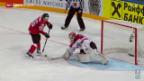 Video «Eishockey: WM 2015, Schweiz - Österreich» abspielen