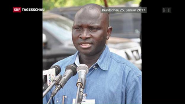 Video «Fall Ousman Sonko: Bund in der Pflicht» abspielen