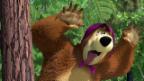 Video «Masha und der Bär - Gedächtnisverluscht» abspielen
