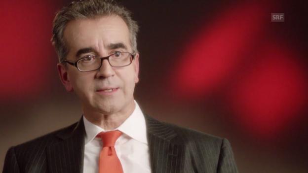 Video «Hans Peter Treichler und Joseph Jung über Eschers Charakter» abspielen