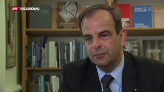 Video «Gerhard Pfister – Rollenwechsel als Parteipräsident» abspielen