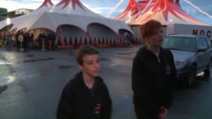 Video «Wie lebt ein Zirkuskind?» abspielen