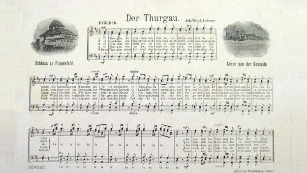 Hörprobe: Thurgauerlied von den Solothurner Singknaben