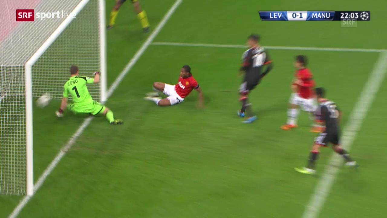 Bayer Leverkusen - Manchester United («sportlive»)