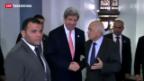 Video «Proteste gegen Kerry-Besuch in Ägypten» abspielen