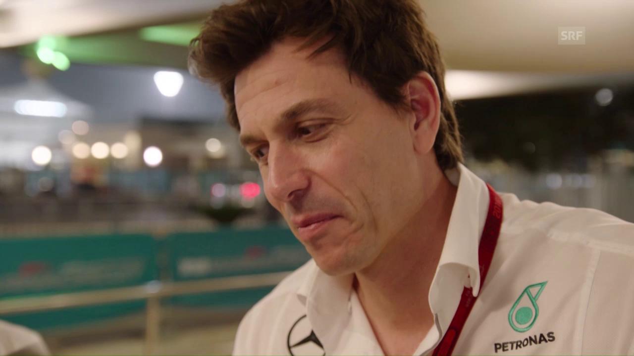 Wolff: «Sauber hat eine tolle Historie»