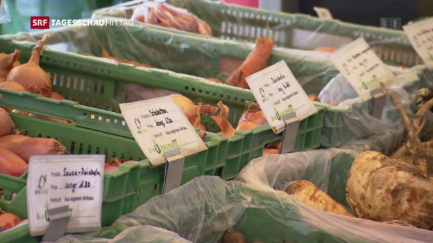 Video «Der Bauernverband setzt sich im Parlament durch» abspielen