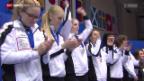 Video «Curling: Weltmeisterschaft Frauen in Sapporo» abspielen