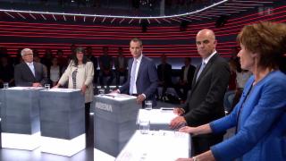 Video «Abstimmungs-Arena: Fortpflanzungsmedizin» abspielen