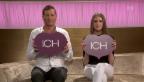 Video ««Ich oder Du» mit Angelo Borer und seiner Tochter Aisha» abspielen