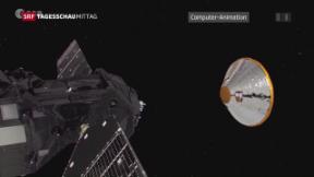 Video «Marssonde verschollen» abspielen
