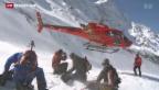 Video «Keine neuen Einschränkungen für Heli-Skiing» abspielen