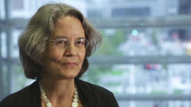 Video «Literaturkritikerin Sieglinde Geisel über Karl Ove Knausgård» abspielen