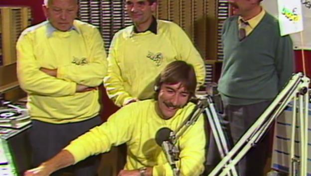 Video «Die ersten Minuten von Radio DRS 3. (unkomm.)» abspielen