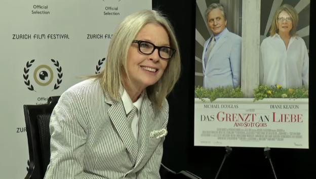 Video «Diane Keaton übers Heiraten» abspielen