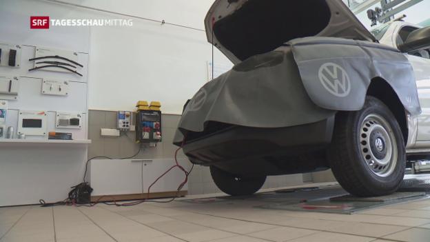 Video «Konsumentenschutz fordert Schadenersatz für Fahrzeughalter» abspielen