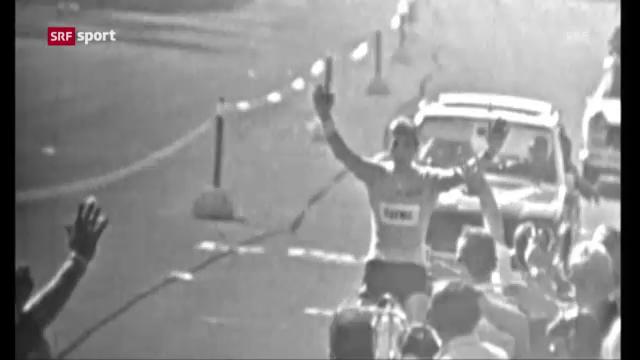 Eddy Merckx: Belgiens Superstar und Dominator