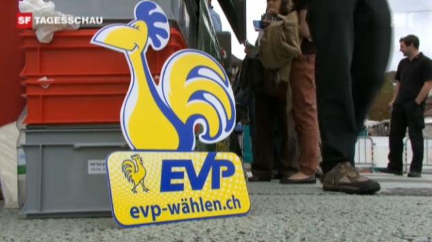 Video «EVP fordert beschleunigtes Asylverfahren» abspielen