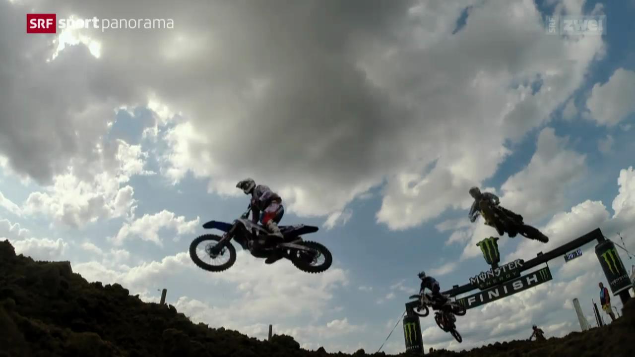 Motocross: WM-Läufe in Lommel (Be)