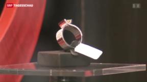 Video «Millionenschwerer Diamantencoup in Schweizer Flugzeug» abspielen