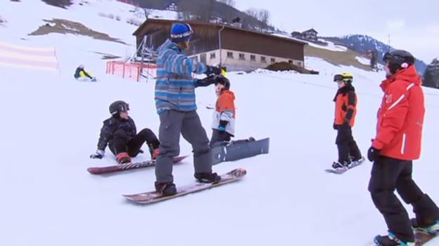 Video «Ueli Kestenholz als Swiss Ski Botschafter» abspielen